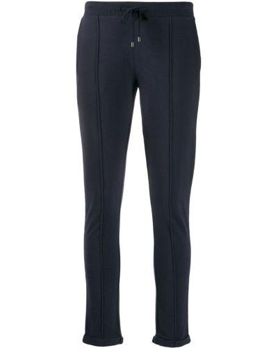 Спортивные брюки с карманами укороченные Juvia