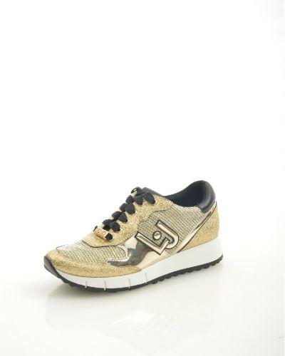 Кроссовки на шнуровке летние Liu Jo