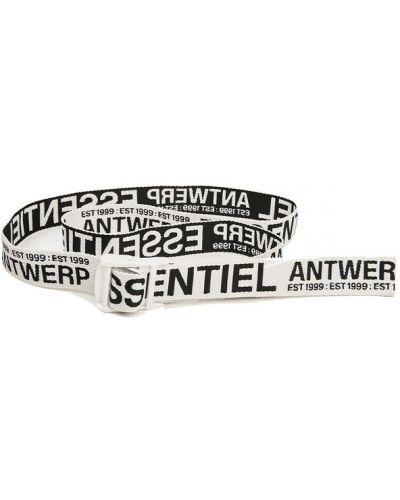 Biały pasek z paskiem Essentiel Antwerp
