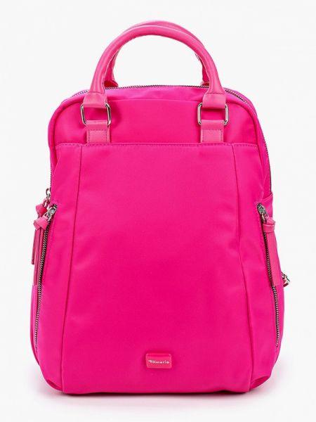 Рюкзак розовый городской Tamaris