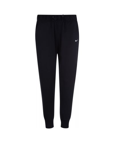Спортивные брюки для фитнеса черные Nike