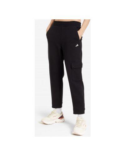 Трикотажные брюки - черные Demix
