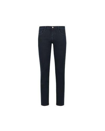 Повседневные синие прямые джинсы Harmont&blaine