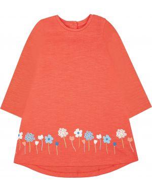 Платье коралловый красный Mothercare