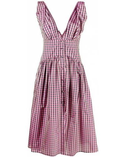 Różowa sukienka Philosophy Di Lorenzo Serafini