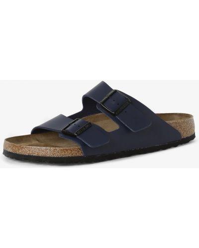 Niebieski sandały Birkenstock
