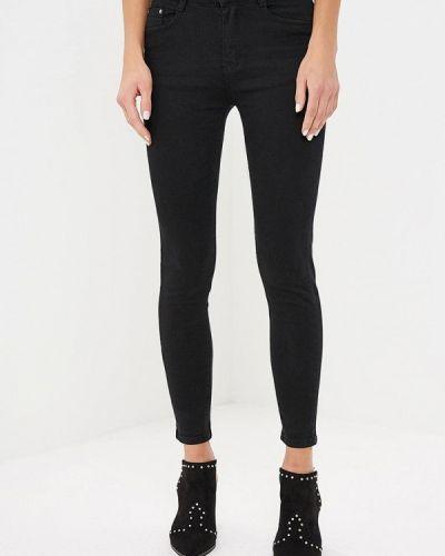 Черные джинсы-скинни Regular