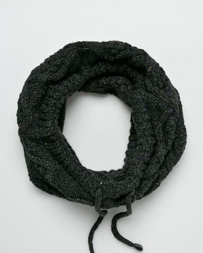 Серый шарф трикотажный Medicine