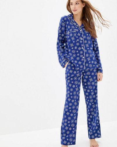Пижамная синяя пижама Pjmood