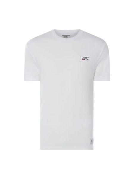 Koszula dzinsowa z logo wełniany Tommy Jeans