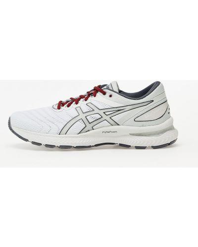 Брендовый серый гель для ног Asics