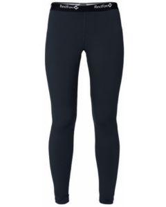 Облегающие брюки - черные Red Fox