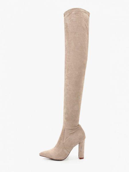 Сапоги велюровые Diora.rim