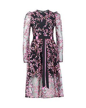 Вечернее платье черное Marco Bologna