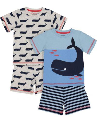 Пижама серая Mothercare