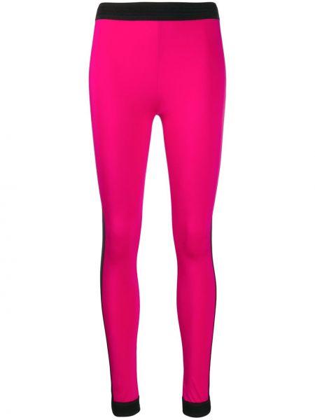 Спортивные брюки розовый с лампасами No Ka 'oi