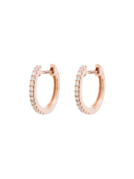 Kolczyki ze sztyftem kolczyki pierścionki z diamentem Jacquie Aiche