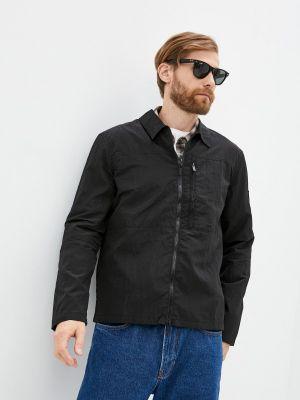 Черная облегченная куртка Lyle & Scott