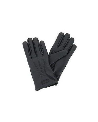 Кожаные перчатки Giorgio Armani