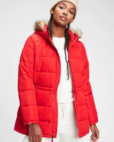 Дутая куртка - красная Gap