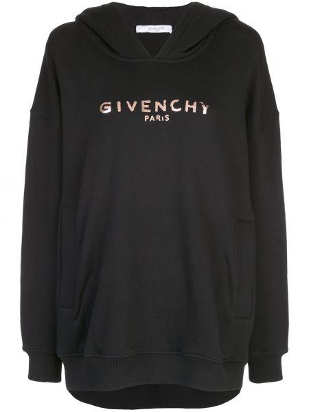 Bluza z kapturem z kapturem na wysokości Givenchy