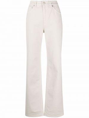 Klasyczne mom jeans - białe Filippa K