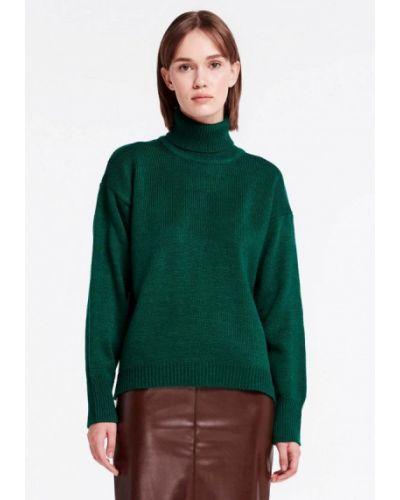 Зеленый свитер весенний Musthave