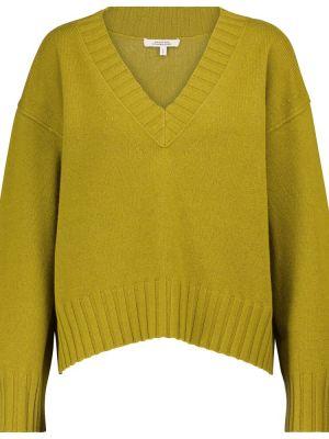 Кашемировый свитер - зеленый Dorothee Schumacher