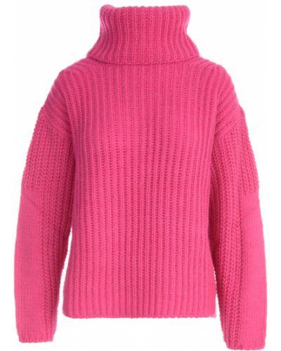 Różowy sweter Essentiel Antwerp