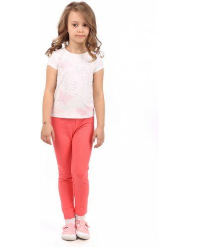 Розовые леггинсы S.oliver
