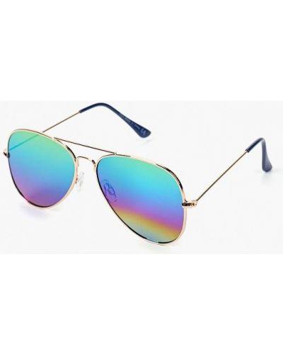 Солнцезащитные очки авиаторы 2019 Topman