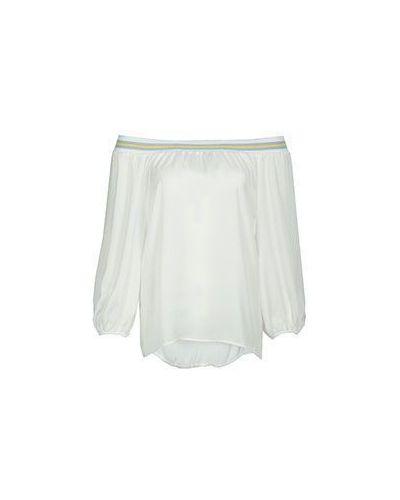 Блузка белая Blugirl