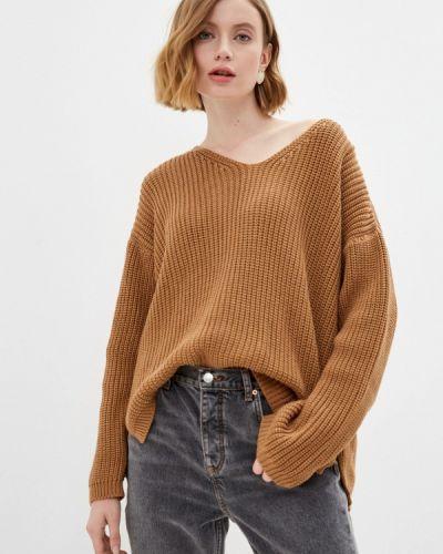 Пуловер - коричневый Katya Erokhina