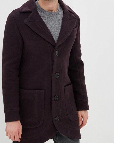 Пальто фиолетовый Elijah & Sims