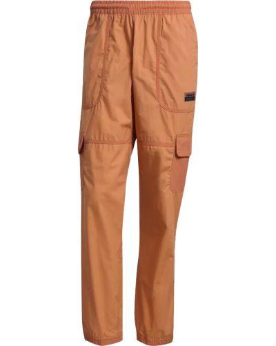 Joggery - pomarańczowe Adidas