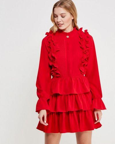 Красное платье Sister Jane