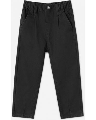 Серые джинсы с карманами Gloria Jeans