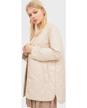 Стеганое пальто пальто легкое Stradivarius
