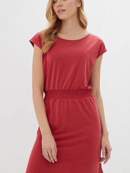 Платье прямое красный Top Secret