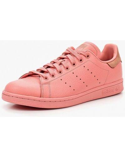 Розовые кеды Adidas Originals