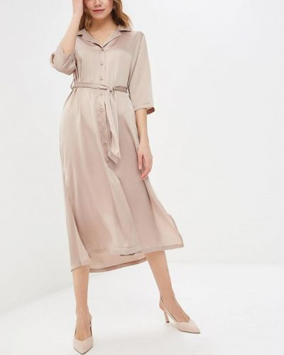Платье платье-рубашка весеннее Imocean