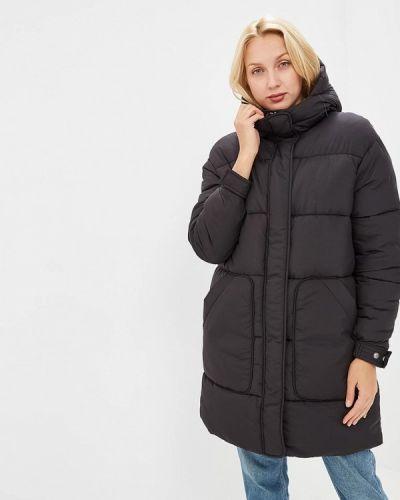 Зимняя куртка утепленная черная Annborg