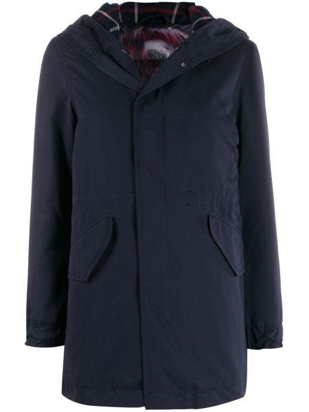 Пальто с капюшоном двустороннее пальто Mr & Mrs Italy