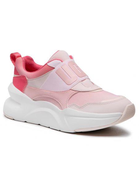 Półbuty casual - różowe Ugg
