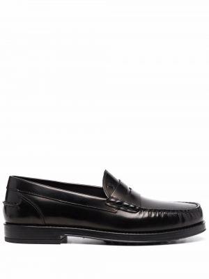 Черные туфли на каблуке Tods