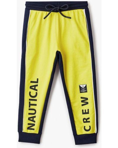 Желтые спортивные брюки Playtoday
