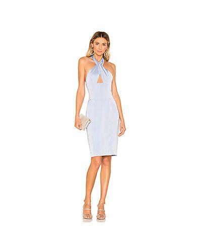 Платье на пуговицах с американской проймой Nbd