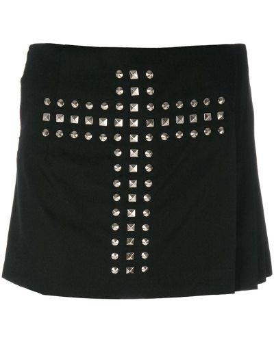 Однобортные черные шорты Comme Des Garçons Pre-owned