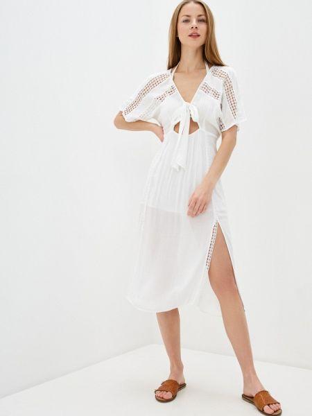 Пляжное платье весеннее платье-туника River Island