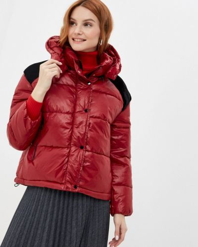 Красная теплая куртка Adrixx